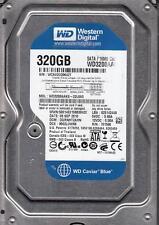 WD3200AAKS-22L6A0 dcm: DGRNHT2AHN  Western Digital 320Gb SATA D7