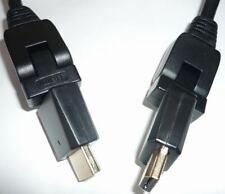 High Speed HDMI Kabel mit Ethernet 5m drehbare Stecker horizontal & vertikal