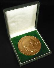 Médaille Henri Queuille président du Conseil 1965 parti radical-socialiste Medal