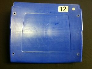 Metrodome Seat Back Random # w/COA- Minnesota Vikings Minnesota Twins Game Used