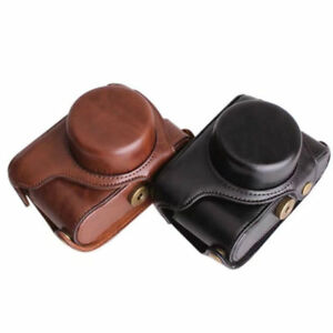 Universal Case Cover For Fujifilm X100F X100T X100S Hard PU Leather Alloy Base