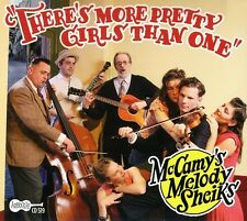 McCamy's Melody Shei - There's More Pretty Girls Than One [New CD] Digipack Pac