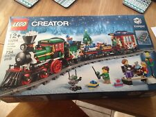 Lego CREATOR  10254 Winter Holiday Train BRAND NEW SEALED