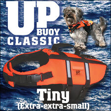 'TINY' (Extra-extra-small) DOG LIFE JACKET! lifejacket