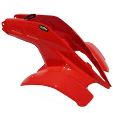 HONDA TRX 250R, TRX250R RED FRONT FENDERS MAIER 86-89