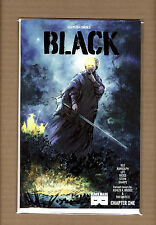 Black #1 Ashley Woods Variant Black Mask Comics 2016 NM+