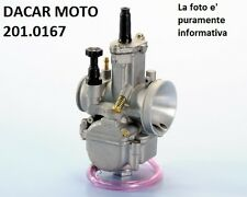 201.0167 CARBURADOR D.26 POLINI PIAGGIO MC2 50 (1998) - NRG MC3 H2O
