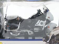 BMW Authority Motorcycles California Highway Patrol Police Maisto 1:18 Scale