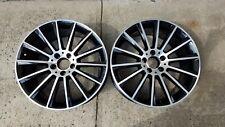 2014-2016 W205 Mercedes Benz C300 400 450 43 Rear Rim Wheel