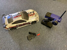 1/10 Scale Exceed RC MadSpeed GT3 Electric RC Racing Drift Car White USED