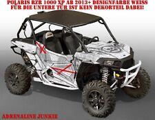 Invision decoración Graphic kit Polaris general/rzr 900s/1000xp Adrenaline Junkie B