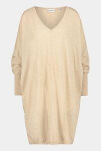 REDUZIERT!!! weiter Long-Pullover, Marke: PENN & INK N.Y., Größe XS