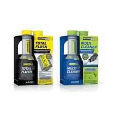 XADO Set-Atomex Total Flush Motorspülung+Benzin Multi Cleaner-Motor Schutz PKW