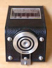 Rolleiflex Baby Rollei Back Door Black NOS Parts