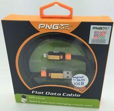RESISTENTE PNG CABLE LIGHTING de sincronización cargador usb iphone 6 5 5c