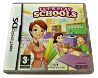 Let's Play Schools DS 2DS 3DS Game *Complete*