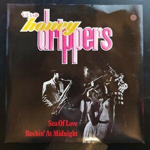"THE HONEYDRIPPERS - Sea Of Love ~7"" Vinyl Single~"