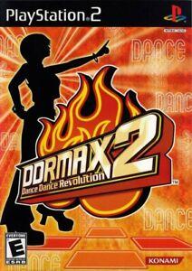 DDRMAX2: Dance Dance Revolution - Playstation 2 Game