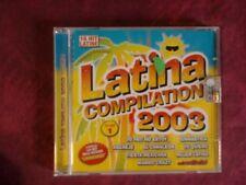 COMPILATION- LATINA 2003 (16 TRACKS, 2003). CD.
