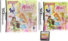 WINX !!!  Quest For The Codex : Superbe et Quasi NEUF sur DS/DSi
