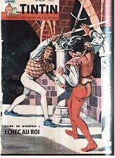 B12- Tintin N°647 Guy Perillat,Chick Bill,Echec au Roi