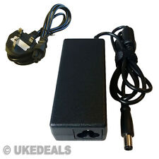 FOR HP COMPAQ NC6400 NX6310 LAPTOP CHARGER ADAPTER PSU 65W + LEAD POWER CORD