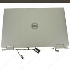 New listing Fhd For Dell Xps 13 9365 Full Complete Touch Screen Assembly Replacement- Silver
