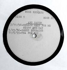 ART TATUM LP ACETATE Live 3-11-56 Hear!