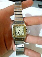 Watch Cartier Galbee acero oro 29mm