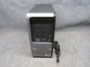 Compaq Presario SR5450F Intel Pentium Dual-Core E2180 2.00GHz 4GB RAM 250GB HDD
