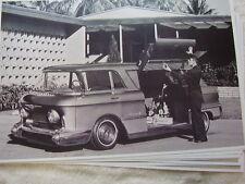 1955 GMC DREAM TRUCK CONCEPT VAN 11 X 17 BIG   PHOTO   PICTURE