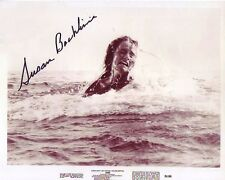 SUSAN BACKLINIE Signed Autographed JAWS CHRISSIE Photo