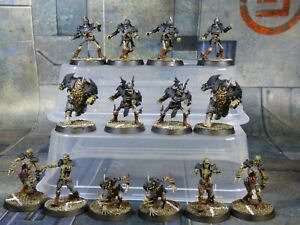 Shambling Undead blood bowl team Pro Painted Built Ready to Play (R148)