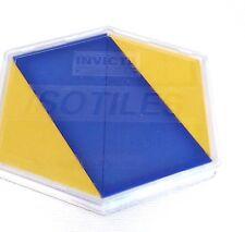 Isotiles by INVICTA (Nouvelle série de 20 isocèle triangles pour explorer la géométrie!)