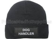 Dog Handler Gorro de policía de seguridad Canino K9 Patrulla Guardia sia