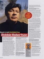 Robbie Robertson The Band a retrospective Article