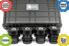 Set of russian/german lenses 28 37 58 85mm for Canon EF*ANAMORPHIC BOKEH&FLARE*