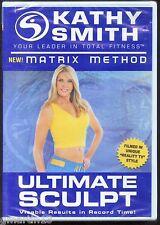 Kathy Smith - Total Fitness Matrix Method: Ultimate Sculpt - NEW DVD