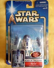 R2 D2 Star Wars Attack of the Clones  #14  R2 D2 Action Figure  MOC