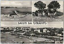 60667 - CARTOLINA d'Epoca - LECCE  provincia :  Otranto 1962