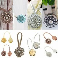 Accessories Pratical Magnet Window Strap Buckle Holder Magnetic Curtain Tieback
