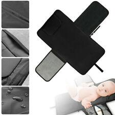 Baby Portable Folding Diaper Changing Pad Waterproof Mat Bag Kit Travel Storage