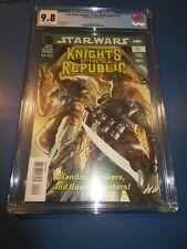Star Wars Knights of the Old Republic #11 CGC 9.8 NM/M Dark Horse Bounty Hunters