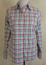 Karierte Tommy Hilfiger Damenblusen, - tops & -shirts für die Freizeit