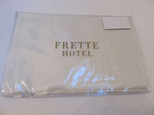 Frette Hotel Atlantic King pillowcases Ivory