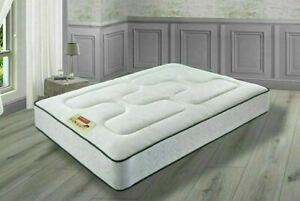 """New Memory Foam Mattress - Thickness: 8"""", 10"""", 12"""" - Size: 3ft, 4ft, 4ft6, 5ft"""