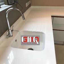Pure White Quartz kitchen Countertop | Quality Stone! | Sample