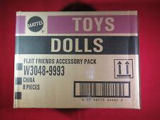 Fijit Friends (Mattel) Accessory Pack [Case] Dolls - 8ct - unopened