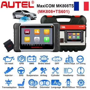 AUTEL MaxiCOM MK808TS OBD2 EOBD Scanner Valise Diagnostique Auto Lecteur code