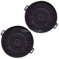 2 x HYGENA Cooker Hood Filter Carbon Charcoal Vent Filters APL APM APP Series